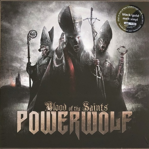 Powerwolf - Blood of the Saints (REISSUE LIMITED EDITION) (2020)