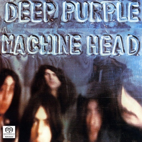 Deep Purple - Machine Head [SACD] (2003)