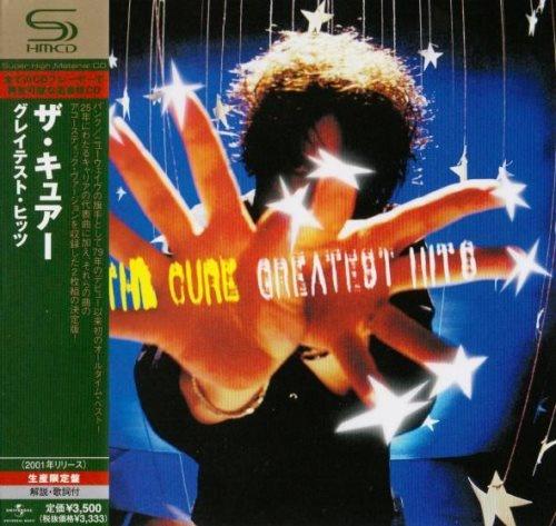The Cure - Grеаtеst Нits (2СD) [Jараnеsе Еditiоn] (2001) [2008]