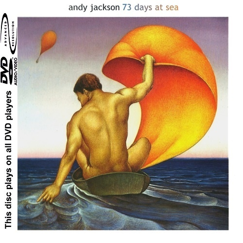 Andy Jackson - 73 Days At Sea [Audio-DVD] (2016)
