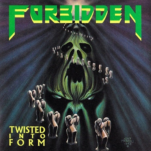 Forbidden - Twisted Into Form [Reissue 2008] (1990)