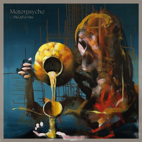 Motorpsycho - The All Is One (2CD) (2020)