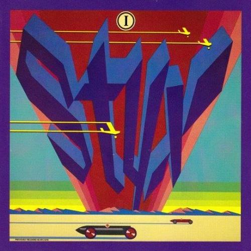 Styx - Styx I [Reissue 1998] (1972)