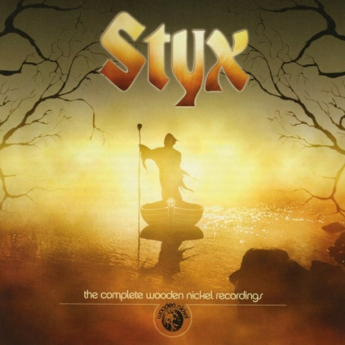 Styx - The Complete Wooden Nickel Recordings (2005)