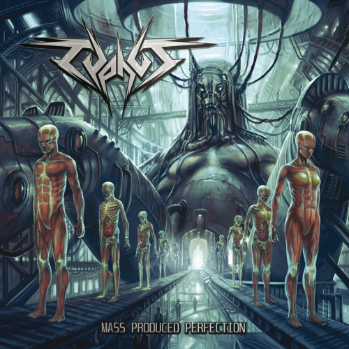 Typhus - Mass Produced Perfection (2020)
