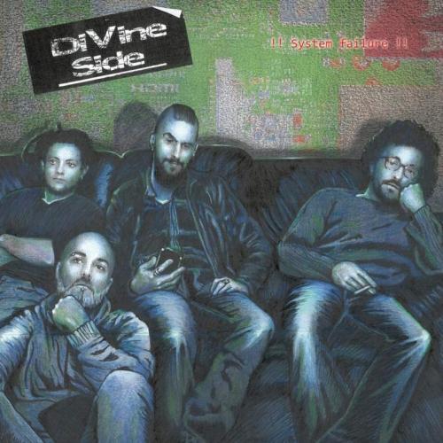 Divine Side - !! System Failure !! (2020)