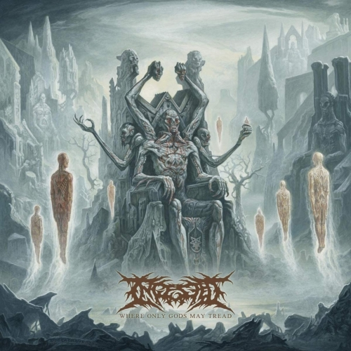 Ingested - Where Only Gods May Tread (2020)