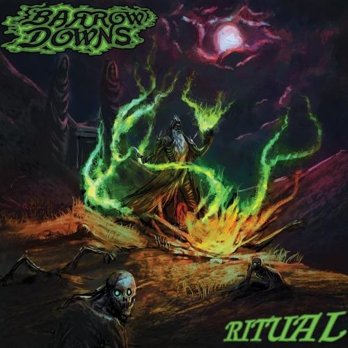 Barrow Downs - Ritual (EP) (2020)