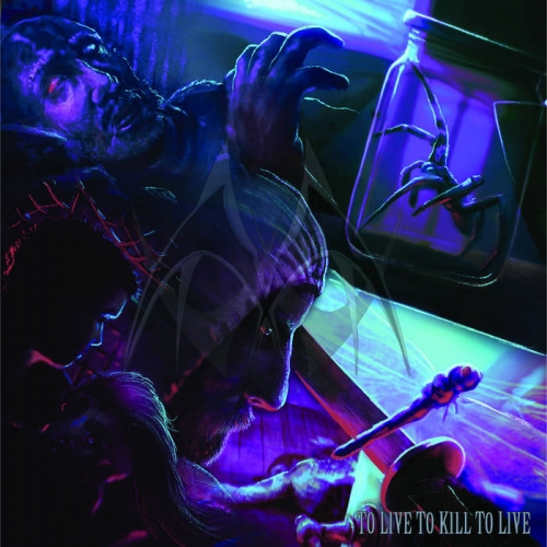 Manticora - To Live to Kill to Live (2020)