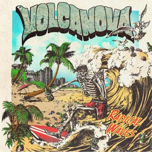 Volcanova - Radical Waves (2020)