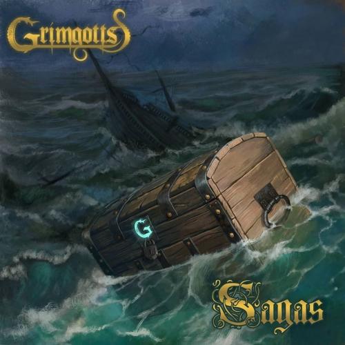 Grimgotts - Sagas (EP) (2020)