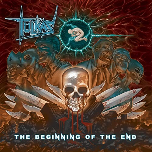 Tulkas - The Beginning of the End (EP) (2020)