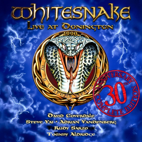 Whitesnake - Live at Donington 1990 (30th Anniversary Complete Edition) [2019 Remaster] (2020)