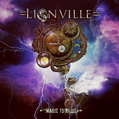 Lionville - Magic is Alive (2020)