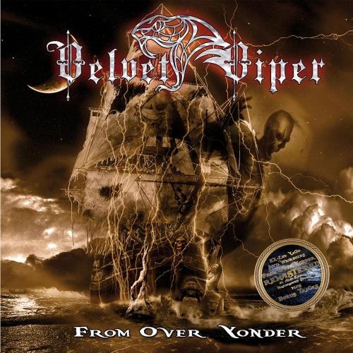 Velvet Viper - From Over Yonder (Remastered) (2020)