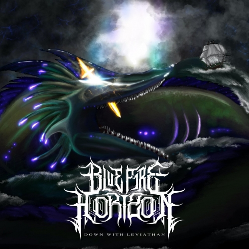 Blue Fire Horizon - Down With Leviathan (EP) (2020)