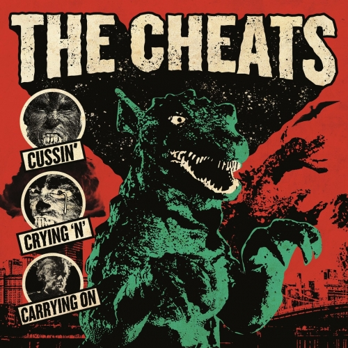 The Cheats - Cussin', Crying 'n' Carrying On (2020)