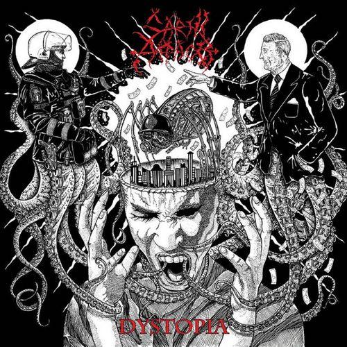 Sarin Attack - Dystopia (2020)