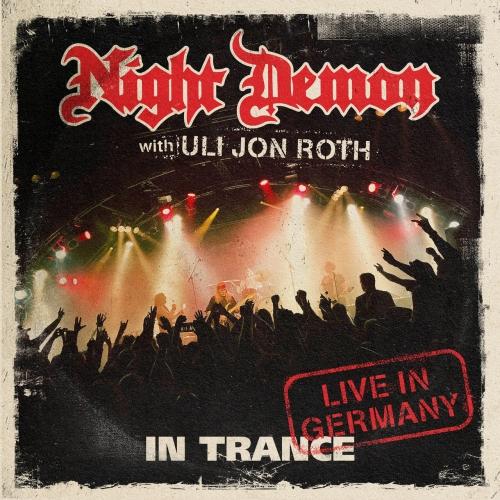 Night Demon - In Trance (EP) (2020)