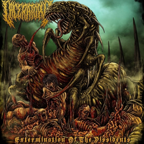 Laceratory - Extermination of the Dissidents (2020)