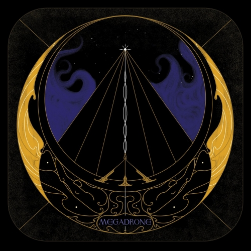 Megadrone - Transmissions from the Jovian Antennae (2020)