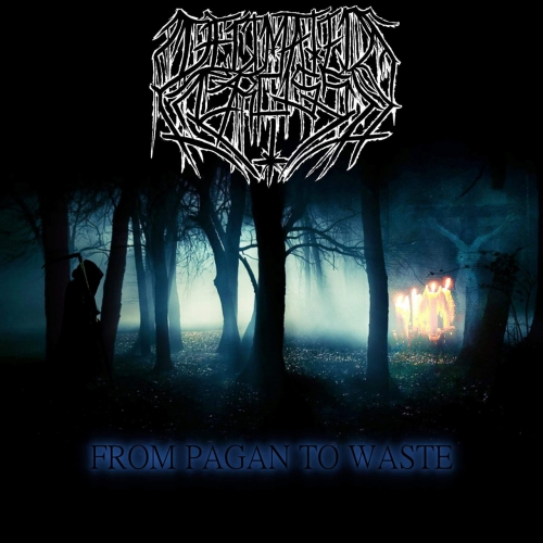 Decimated Cross - From Pagan To Waste (2020)