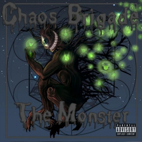 Chaos Brigade - The Monster (EP) (2020)