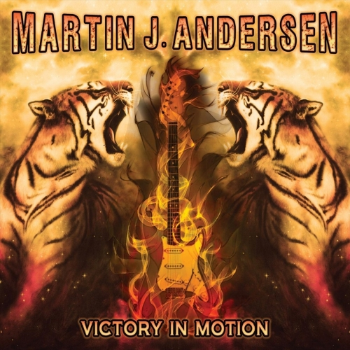 Martin J. Andersen - Victory in Motion (2020)