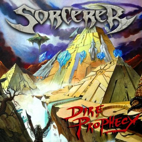 Sorcerer - Dire Prophecy (2020)