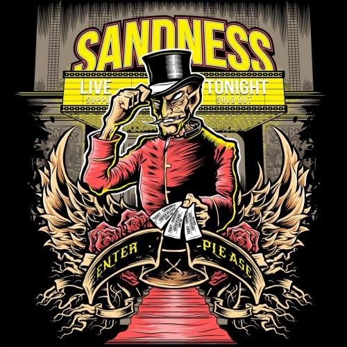 Sandness - Enter Please (EP) (2020)