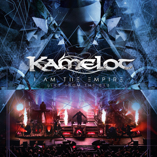 Kamelot - I Am the Empire - Live from the 013 (Japanese Edition) (2020) + 1080p + Blu-Ray
