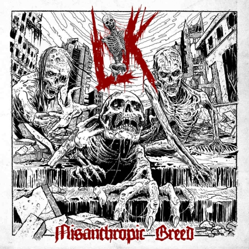 Lik - Misanthropic Breed (2020)
