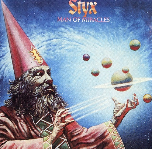 Styx - Man Of Miracles [Reissue 1990] (1974)