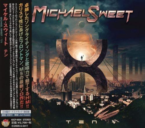 Michael Sweet - Теn [Jараnеsе Еditiоn] (2019)