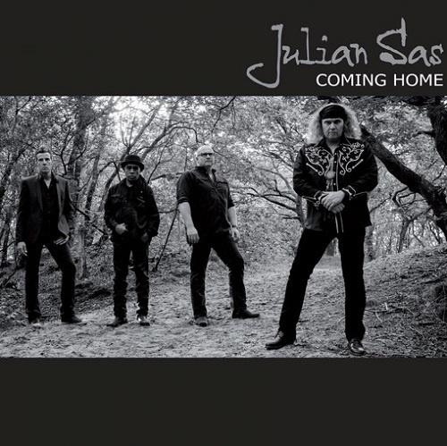 Julian Sas - Coming Home (2016)