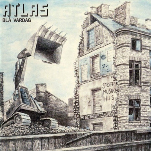 Atlas - Bla Vardag (1979)