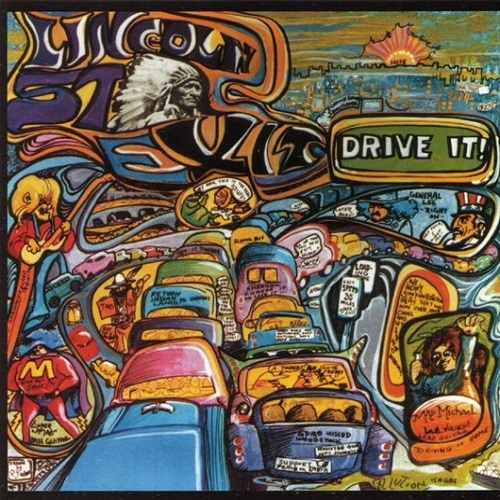 Lincoln St. Exit - Drive It (1970)