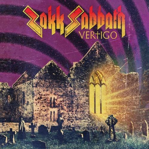 Zakk Sabbath - Vertigo (2020)