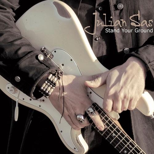 Julian Sas - Stand Your Ground (2019)