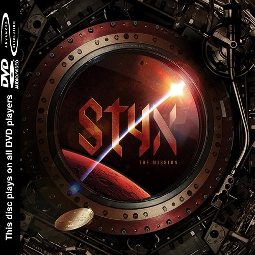 Styx - The Mission [DVD-Audio] (2018)