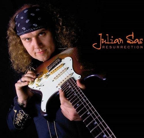 Julian Sas - Resurrection (2007)