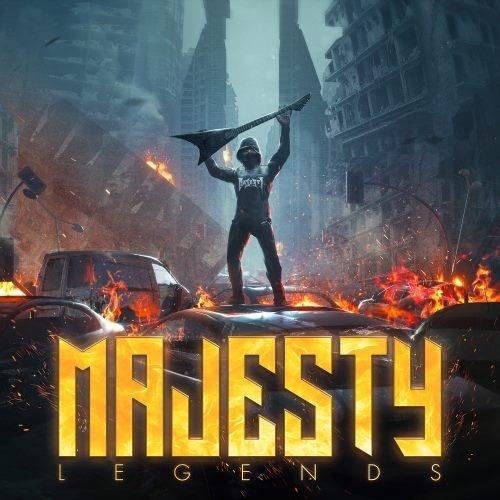 Majesty - Lеgеnds [2СD] (2019)