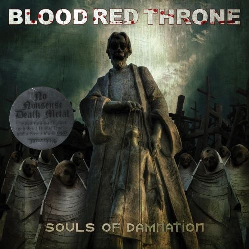 Blood Red Throne - Sоuls Оf Dаmnаtiоn [Limitеd Еditiоn] (2009)