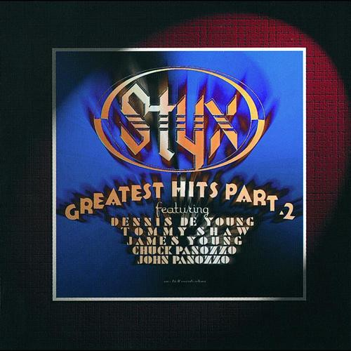 Styx - Greatest Hits - Part II (1996)
