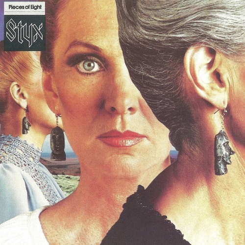Styx - Pieces Of Eight [Reissue 1994] (1978)