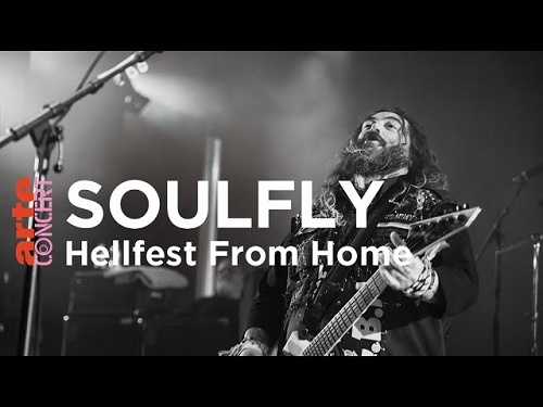 Soulfly - Live At Hellfest (2014)