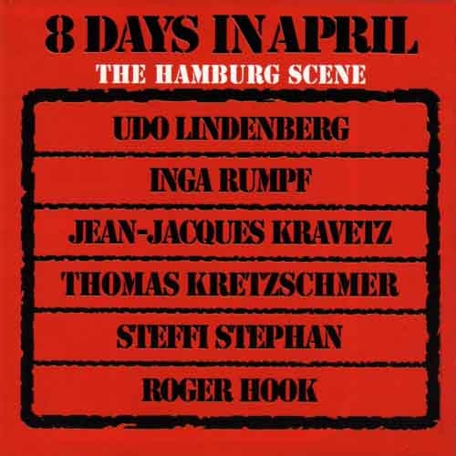 8 Days In April - The Hamburg Scene (1972)