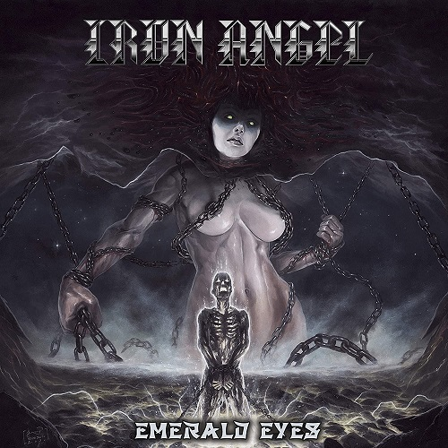 Iron Angel - Emerald Eyes (Limited Edition) (2020)