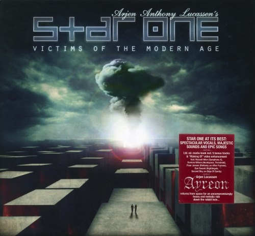 Arjen Anthony Lucassen's Star One - Viсtims Оf Тhе Моdеrn Аgе [2СD] (2010)