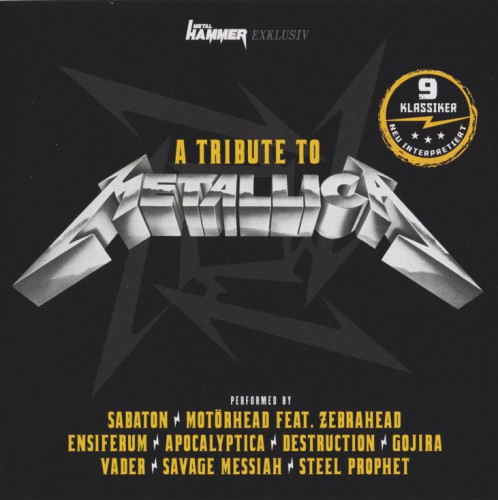 VA - A Tribute to Metallica (Metal Hammer Promo CD) (2020)